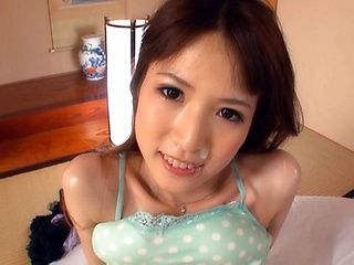 Japanese teen model is sexy sweet