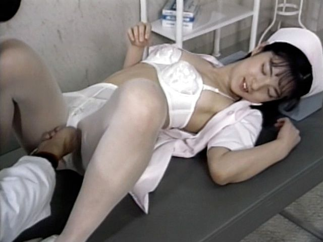 Doctor Loves To Fuck Nurse Eir Ueno To Relieve Stress